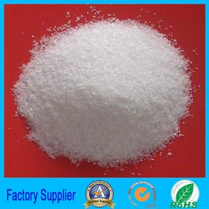 White Granular Powder PAM Cationic Polymer for Wastewater Precipitation pictures & photos