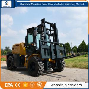 3ton-3.5ton off Road Rough Terrain Forklift China pictures & photos