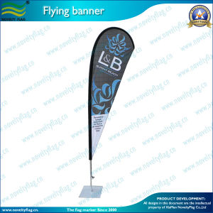 Custom Feather Swooper Beach Teardrop Flag and Banner (T-NF04F06016) pictures & photos