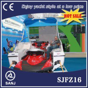 Sanj Wave Boat with YAMAHA and Seadoo Jet Ski