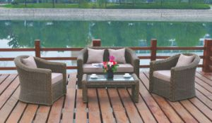 Garden /Wicker /Rattan /Outdoor/ Patio Furnture (KDAR-043)