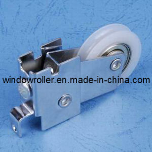 Nylon Wheel Window Slide (08004)