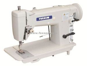 Lockstitch Zigzag Sewing Machine for Handbags pictures & photos