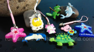 Rubber PVC Mobile Phone Hanger pictures & photos