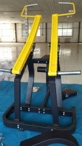 Plate Loaded Gym Equipment Names ISO-Lateral Pulldown (FW07) pictures & photos