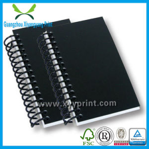 Factory Custom Made High Quality Paper Notebook with Pen pictures & photos