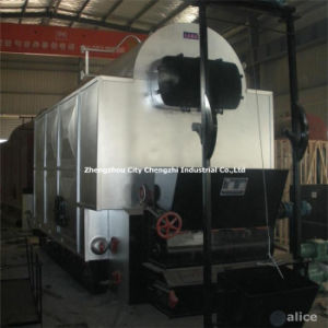 Wood Pellet Biomass Fired Steam /Hot Water Boiler pictures & photos