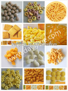 Corn Puff Snack Food Processing Machine pictures & photos
