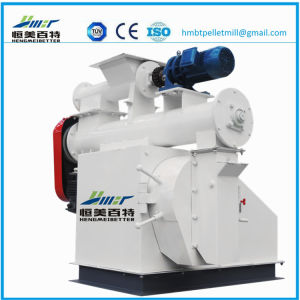 China Animal Feed Ring Die Wood Pellet Making Granulator Machine pictures & photos
