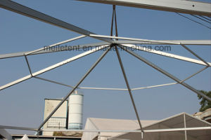 100 Seater Marquee Tent Waterproof Octagon Tent pictures & photos