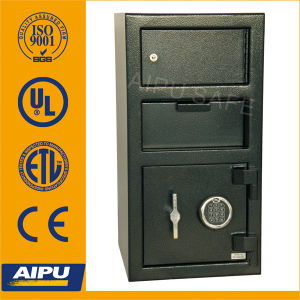 Aipu Front Loading Depository Safe with Electronic Lock (FL2714M-EK) pictures & photos