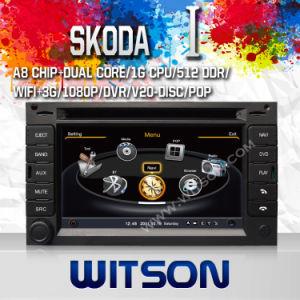 Witson Car DVD for Vw Passat (MK5) (2001-2005) /Jetta (1998-2005) Bora/Polo (MK3, 4) (2000-2009) /Golf (MK4) (1997-2003) /Citi Golf, Chico (2004-2009) W2-C016 pictures & photos