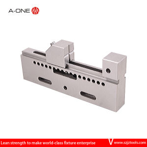 Stainless Steel Precision Grinding Vise for EDM Lathe pictures & photos