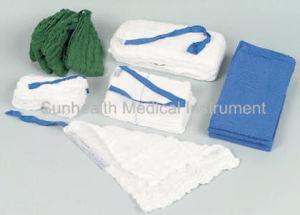 Medical Supply Cotton Gauze Abdominal Pad