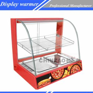 Stainless Steel 2 Layer Food Warmer Cabinet pictures & photos