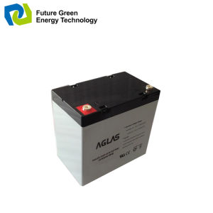 12V 40ah Long Life Lead Acid Solar Power Storage Battery pictures & photos