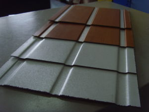 Concave Aluminum Line HPL pictures & photos