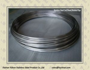 ASTM A249 Welded Stainless Steel Pipe for Heat Exchanger pictures & photos