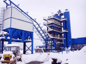 Stationary Bitumen Mixing Plant pictures & photos