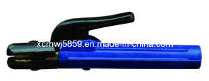 Holland Type Welding Electrode Holder in Bule Color