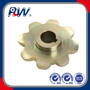 Copper Plating Industrial Sprocket (8T) pictures & photos