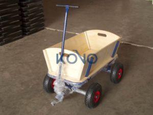 Children Wooden Wagon Cart Tc1812m pictures & photos