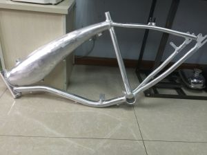 Gas Frame for Bicycle 2.4L/3.4L/3.75L, Bicycle Frame pictures & photos