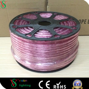 Christmas Decorative 2 Wires LED Rope Light with Bright Color pictures & photos