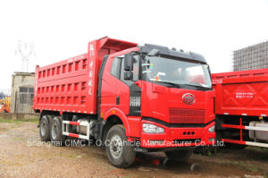 FAW Heavy Duty Truck 6*4 Dumper Truck pictures & photos