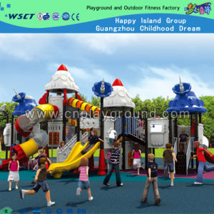 High Quality Large Outer Space Outdoor Playground Equipment (HD-201) pictures & photos