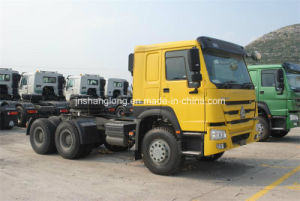 Sinotruk Zz4257n3247c1 HOWO 6X4 Tractor Truck Semi-Trailer Head for Sale pictures & photos