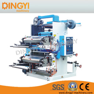 Two Colour Flexible Printing Machine (DY-2800) pictures & photos