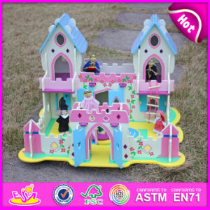 Wooden Doll House (W06A001) pictures & photos