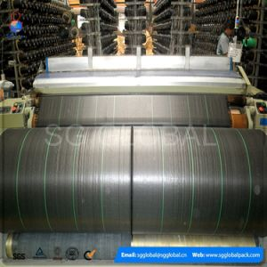 90GSM Black Weed Control Mat Fabric in Roll pictures & photos