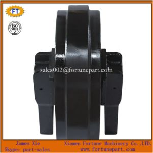 Daewoo Excavator Dh55/Dh130/Dh180/Dh220 Undercarriage Parts Track Idler pictures & photos