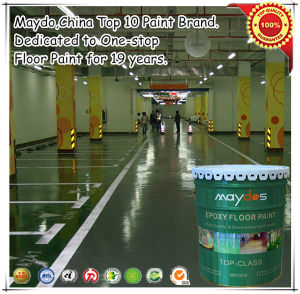 Maydos 1mm Anti-Slip Epoxy Floor Paint pictures & photos
