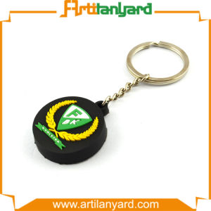 Customized Fashion Soft PVC Keychain pictures & photos