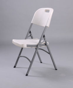 Waiting Plastic White Folding Chair (SY-52Y-2) pictures & photos