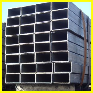 Ms Square Steel Pipe Rectangular Steel Pipe pictures & photos