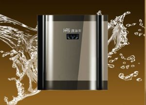 Stainless Steel Water Purifier (HPS-RO75-X7)