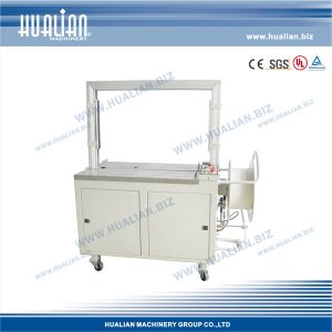 Hualian 2017 Automatic Strapping Machine Manufacturers (KZ-8060/C) pictures & photos