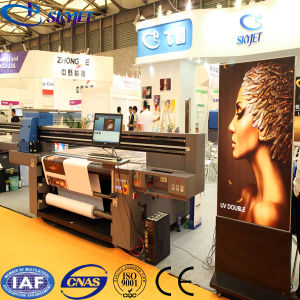 High Precision UV Art Glass Printer