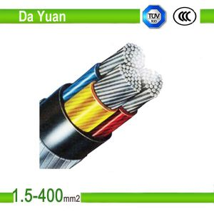 4 Core Yjlv 3*35+1*16mm2 Al/XLPE/PVC Insulated Power Cable pictures & photos