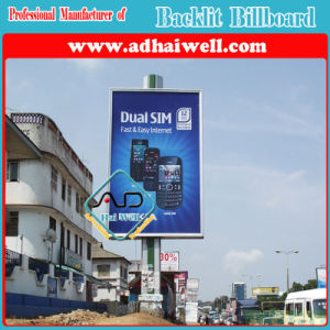 Best Quality Outdoor Advertising Ultra Large Flex PVC Backlit Billboard pictures & photos