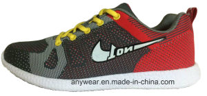 Men Sports Shoes Flyknit Woven Upper (815-2683) pictures & photos