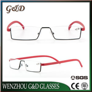 Fashion Metal Reading Glasses with Case pictures & photos