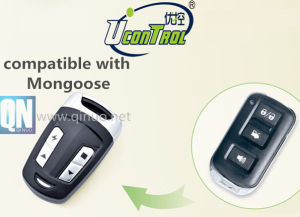 Mongoose Replacement Spare Car Alarm Remote Control pictures & photos