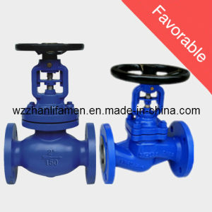 Bellows Sealed Globe Valve Wj41h (API, DIN, GB)