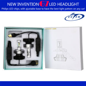 LED Head Lamp H4 LED Head Light Bulb with Adjustable Chuck Angle for Auto Car LED Headlight 16 PCS Hi/Lo Chips Zes pictures & photos