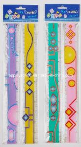 Plastic Ruler (SR-2504)